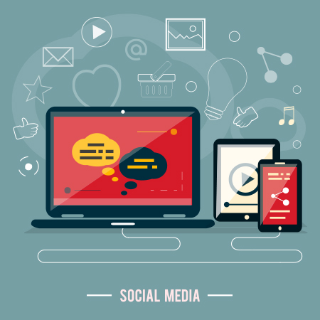 Social Media Packages for Facebook & More by Montreal WordPress